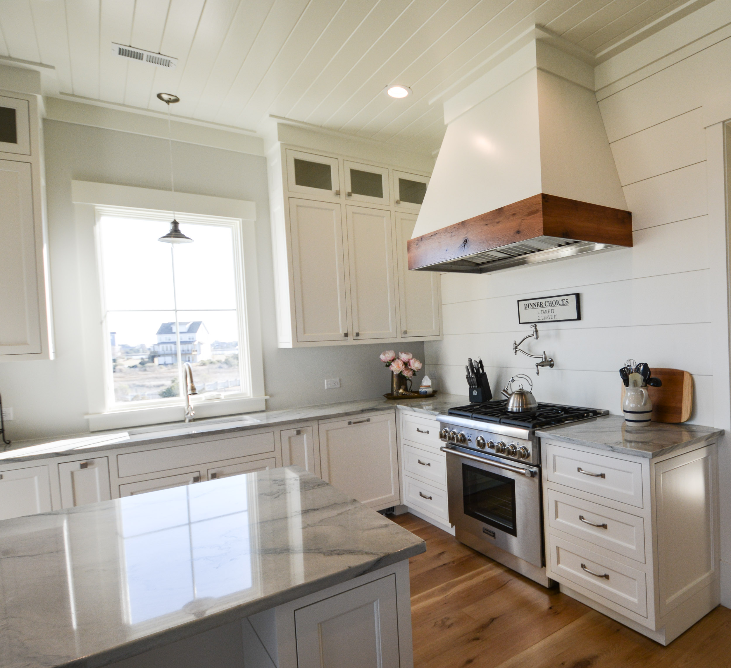 New Kitchen Build | Simmons Contracting Contractors in North Carolina