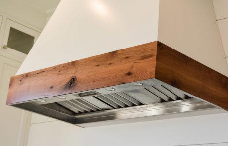 custom built kitchen fan