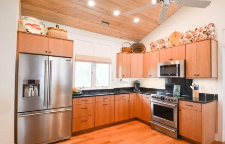 custom build kitchen