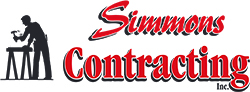 Simmons Contracting Mobile Retina Logo